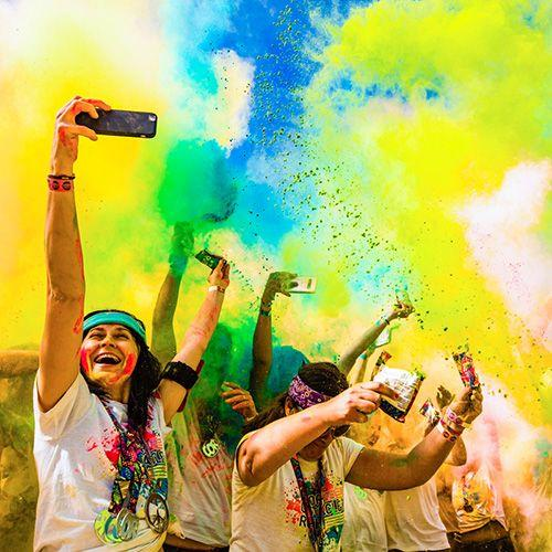 Color Obstacle Rush Nederland